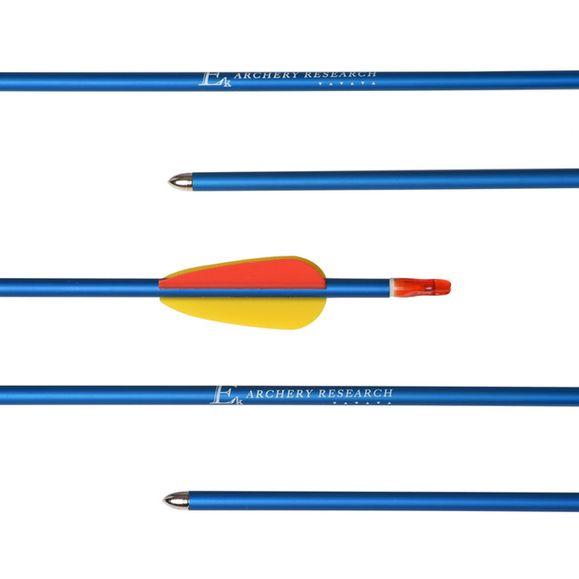 """Arrow duralumin 29"""" target blue Ek Archery 1 pcs"""