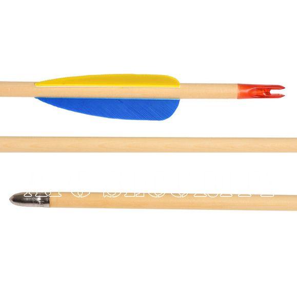"Arrow wooden 27"" target Ek Archery, 1 pc"