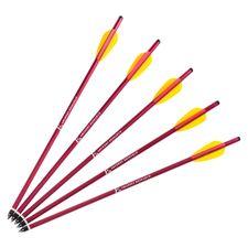 """Bolts for HalfMoon Ek Archery 16"""" set 5 pcs"""