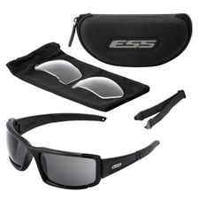 Shooting goggles ESS CDI MAX with black frame