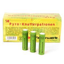 Flare Pyro Zink Zink Knatterpatronen