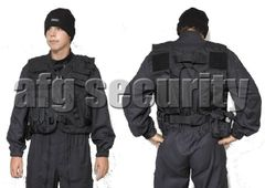 Tactical vests for a knife XXL