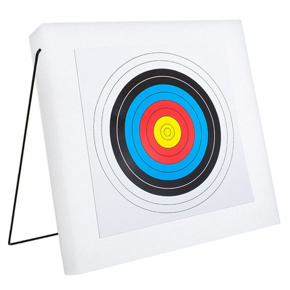 Target rifles foam 60 x 60 x 6 cm Ek Archery