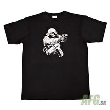T-shirt CZ 75 P-09, color black, L