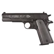 Air pistol Colt Government 1911, black, cal. 4.5 mm