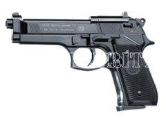 Air pistol Umarex Beretta M92 FS black, cal. 4.5 mm