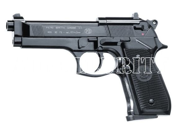 Air pistol Umarex Beretta M92 FS black cal. 4.5 mm
