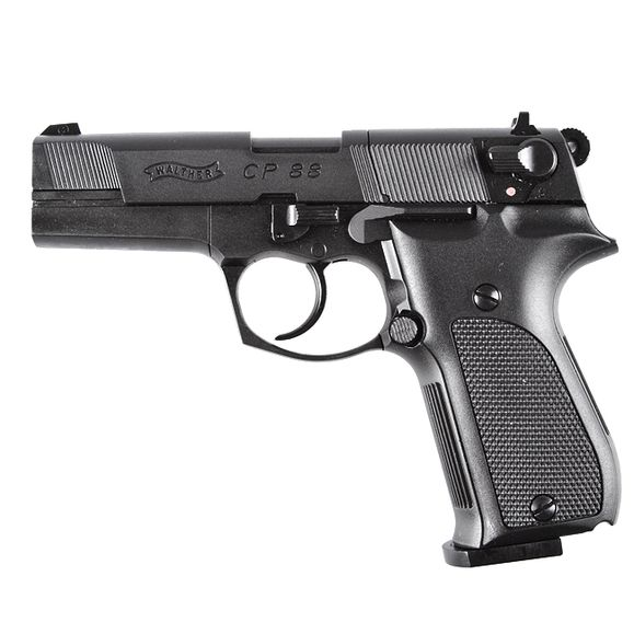 Air pistol Umarex Walther CP88 black, cal. 4.5 mm