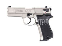 Air pistol Umarex Walther CP88 nickel, cal. 4.5 mm