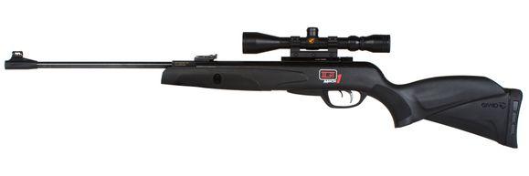 Air rifle Gamo Black Knight IGT mach, cal. 6,35 mm Pack