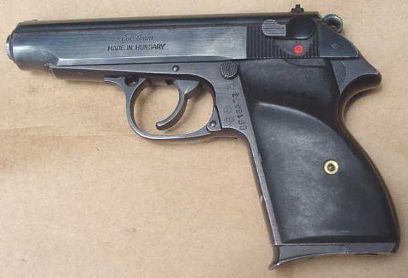 Deactivated pistol FÉG PA 63 cal.9 Makarov
