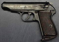 Deactivated pistol Fég Valam 48 cal. 9 mm Browning