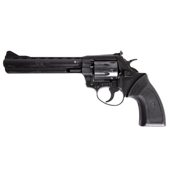"Deactivated revolver Kora .22 LR 6"" black"