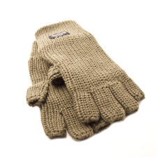 Gloves green thermo
