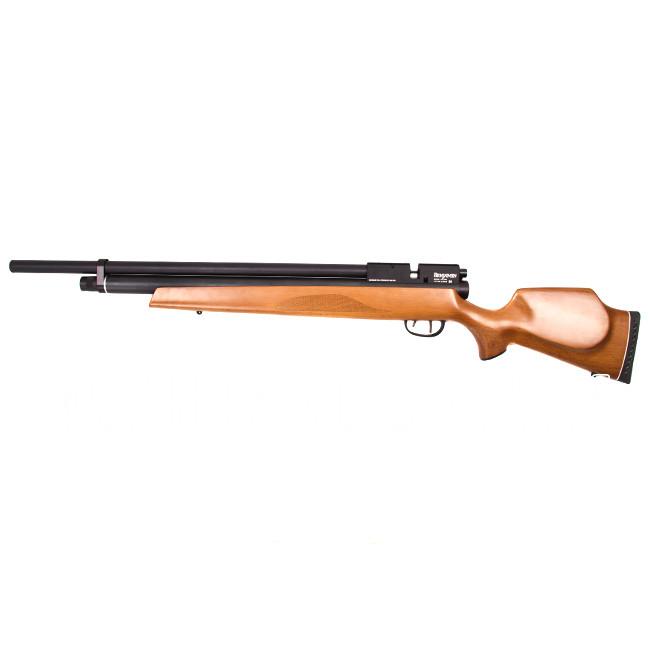 Air rifle Crosman Benjamin Marauder cal  4 5 mm ( 177), wood - AFG